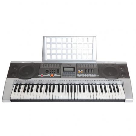Orga electronica MK-805 cu 61 de clape,5 Octave,citire USB Mp3 si telefon mobil [0]
