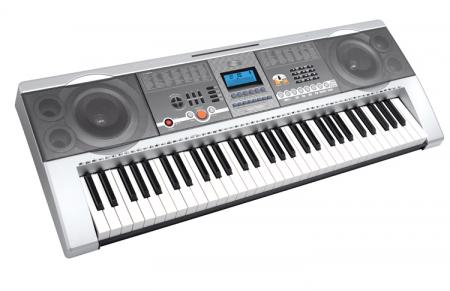 Orga electronica MK-805 cu 61 de clape,5 Octave,citire USB Mp3 si telefon mobil [3]