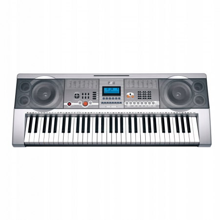 Orga electronica MK-805 cu 61 de clape,5 Octave,citire USB Mp3 si telefon mobil [1]