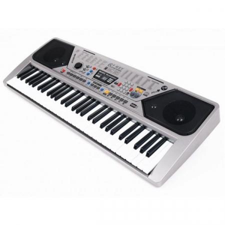 Orga electronica MQ-001UF, USB, 61 clape, microfon inclus [1]
