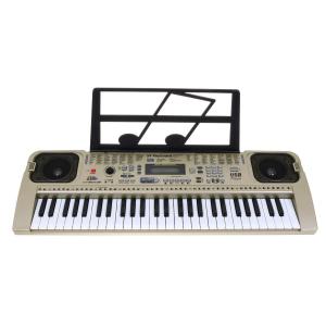 Orga electronica cu 54 clape MQ-807USB si boxe, microfon,Usb Stick Mp3 Player2