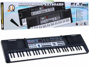 Orga electronica multifunctionala 61 clape MQ-829USB cu Boxe,MP3,USB si Microfon0
