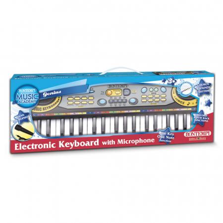Orga electronica pentru copii Bontempi,cu 37 de clape si microfon inclus [2]
