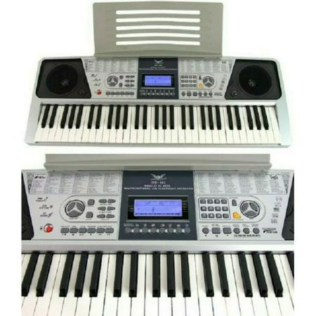 Orga electronica profesionala cu 61 de clape si 5 octave,Angelet XTS 6613