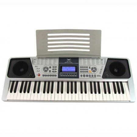 Orga electronica profesionala cu 61 de clape si 5 octave,Angelet XTS 6611