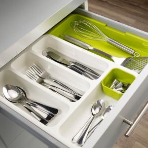 Organizator extensibil sertar pentru tacamuri bucatarie Drawer Store [1]