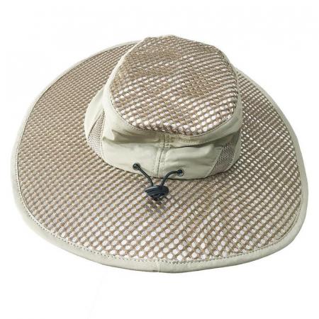 Palarie Arctic Hat cu protectie UV racire, reglabila si marime universala3