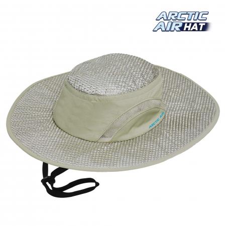 Palarie Arctic Hat cu protectie UV racire, reglabila si marime universala0