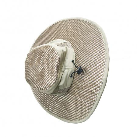 Palarie Arctic Hat cu protectie UV racire, reglabila si marime universala2