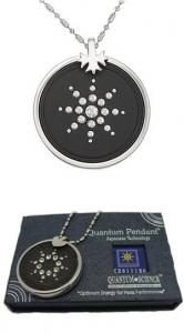 Pandantiv Quantum Pedant QP-03 cu energie scalara0