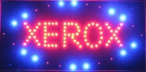 Panou luminos cu leduri - Xerox1