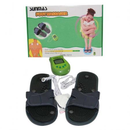 Papuci pentru masaj cu reflexoterapie0