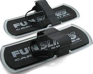 Patine Fun Slides Carpet Skates pentru covor si iarba 1