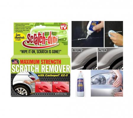 Solutie pentru indepartare zgarieturi auto, scratch-Dini, Scratch Remover [3]