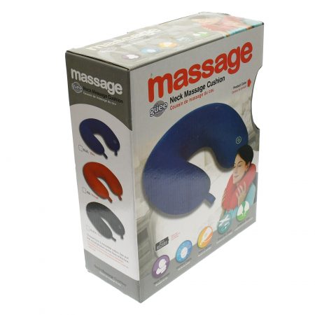 Perna de masaj pentru gat si umeri Neck Massage Cushion [3]