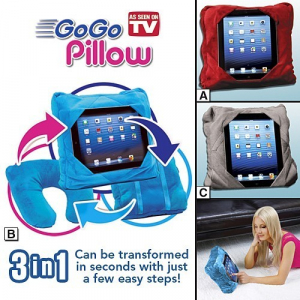 Perna multifunctionala Gogo Pillow 3 in 1 0