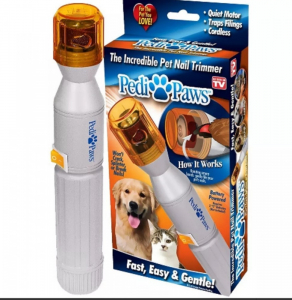 Pila electrica pentru unghiile animalelor Pedi Paws2