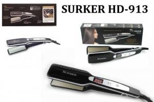 Placa pentru par din ceramica cu display LCD Surker HD-9131