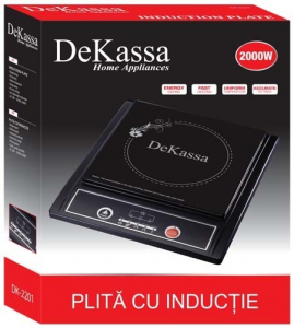 Plita cu inductie DeKassa DK-22010