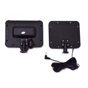 Proiector 10W COB LED cu senzor de miscare si panou solar individual3