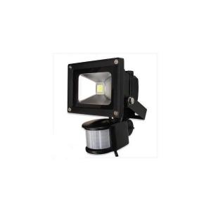 Proiector metalic cu LED de 10W si senzor miscare cu lumina alba rece1