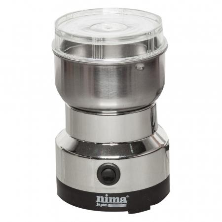 Rasnita electrica pentru cafea cu putere 150 Watt, Nima Japan NM-83001