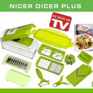 Razatoare verde multifunctionala 9 piese autentic Nicer0