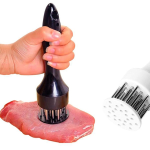 Aparat manual de fragezit carnea 20x5cm Meat Tenderizer2