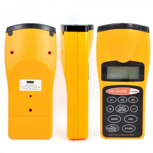 Ruleta pointer laser cu laser si ultrasunete CP-30070