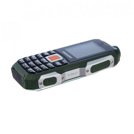 Telefon militar Dual SIM Land Rover Hodoo L9,3800 MAh cu FM Radio si lanterna [1]