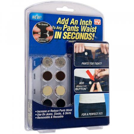 Set capse ajustabile pentru imbracaminte,Perfect Fit Button [0]