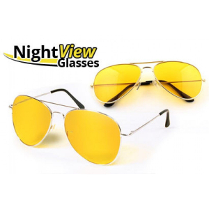 Set 2 perechi de ochelari pentru condus noaptea Night View [2]