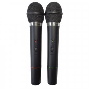 Set doua microfoane wireless cu receiver inclus C-05 [1]