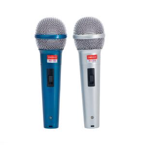 Set de 2 microfoane dinamice cu fir, 600 ohmi premium WG-1191