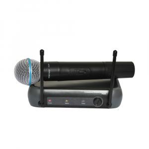 Set microfon wireless cu receiver inclus Semtoni PGX80