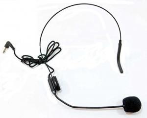 Set microfon wireless lavaliera tip casca WVNGR WG-101B2