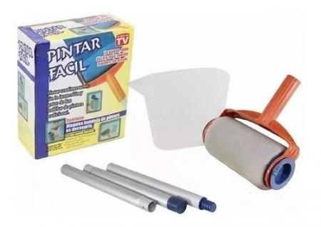 Set trafalet cu rezervor Pintar Facil, pentru vopsit cu brat extensibil 3 elemente [1]