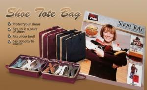 Shoe Tote Organizator pentru pantofi 1