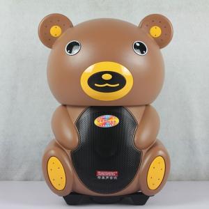 Sistem karaoke cu microfon wireless Little Panda1