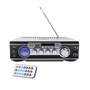 Statie audio pentru Karaoke MA-006 cu adaptor SD card si USB4