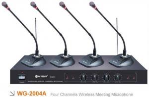 Statie pentru conferinte cu microfoane wireless WG-2004A 0