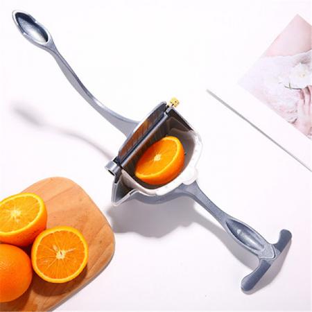 Storcator manual de citrice, presa manuala din aluminiu [4]