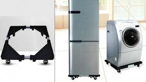Suport mobil pentru frigider si masina de spalat cu roti0