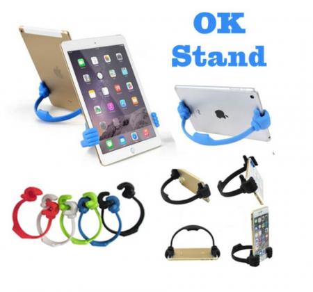 Suport pentru telefon si tableta universal, OK Stand1