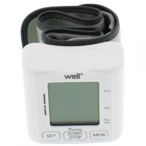 Tensiometru digital cu afisaj pentru incheietura BLDP-WRST-PRECISE-WL,Well0