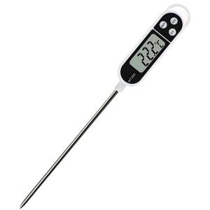Termometru digital alimentar cu sonda si functie Hold KT300 [1]