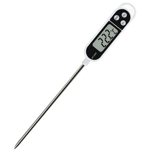 Termometru digital alimentar cu sonda si functie Hold KT300 [0]