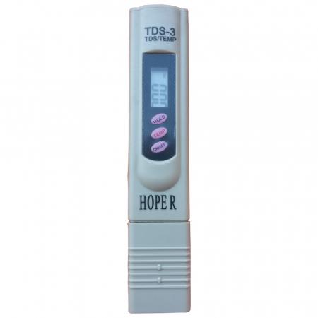 Tester TDS-3 pentru masurat controlul puritatii si temperaturii apei [0]