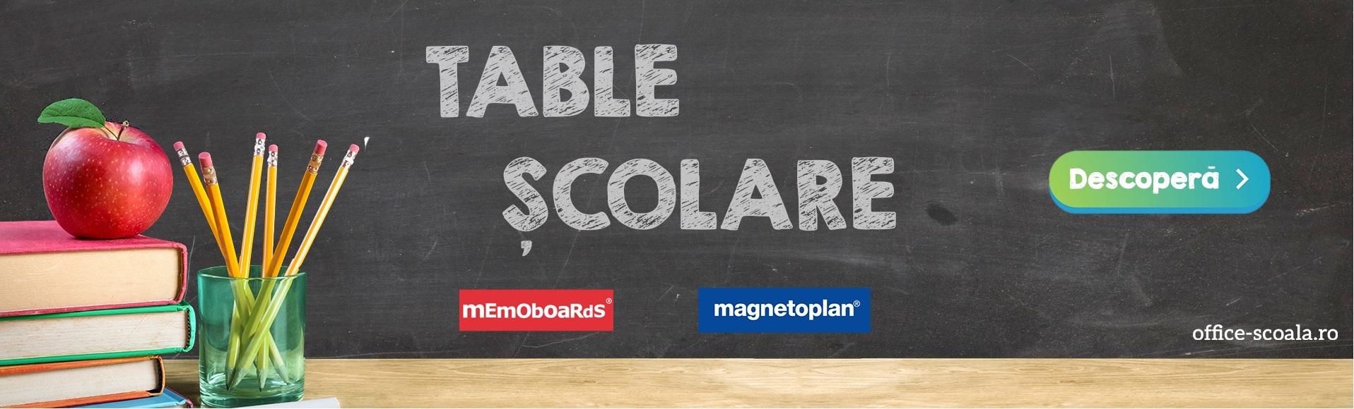 Table Scolare