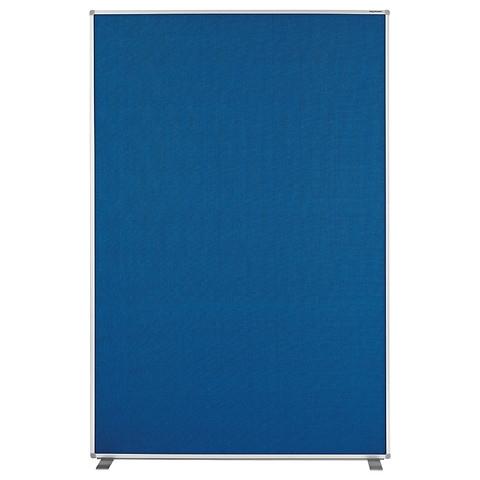 Panou Despartitor Textil Albastru 1800x1250x500 mm MAGNETOPLAN [0]